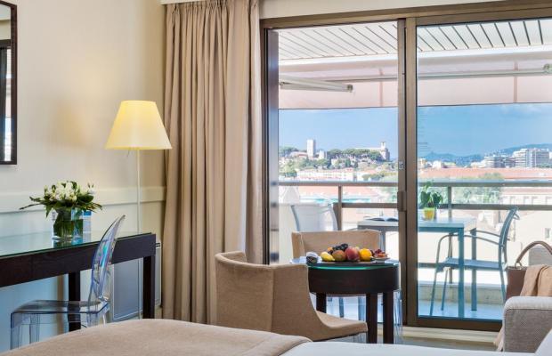 фото отеля Hôtel Barrière Le Gray d'Albion  изображение №13