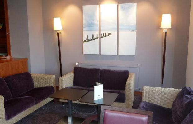 фотографии отеля Mercure St Malo Front de Mer изображение №27