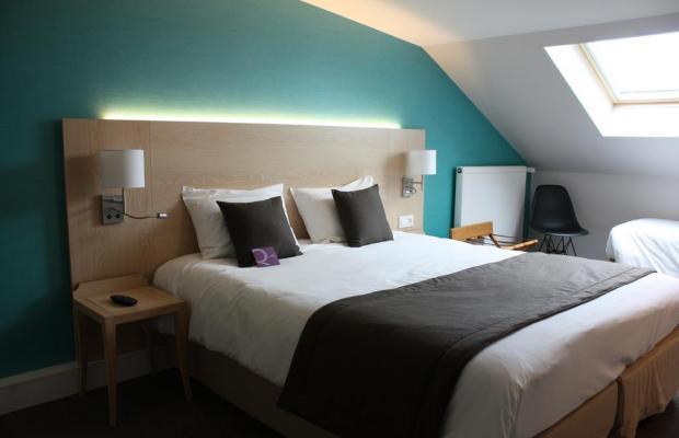 фотографии отеля Mercure St Malo Front de Mer изображение №11