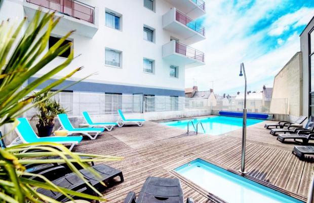 фото отеля Zenitude Hоtel-Rеsidences Saint Nazaire - Les Portes de l'Ocеan (ех. Univea Appart-Hоtel Saint Nazaire; Park & Suites Elegance S изображение №1