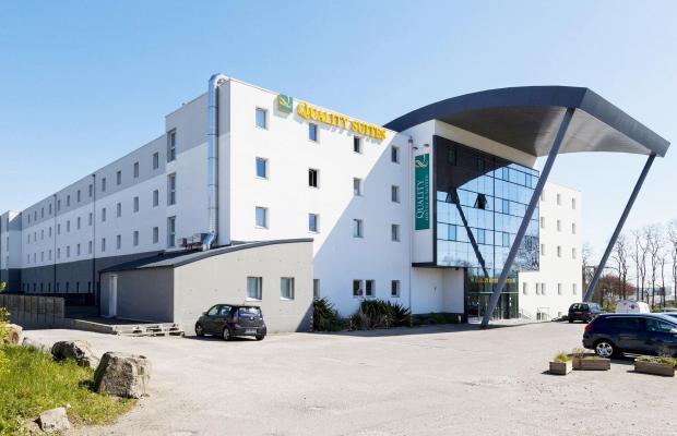 фото отеля Quality & Suites Nantes Beaujoire изображение №1