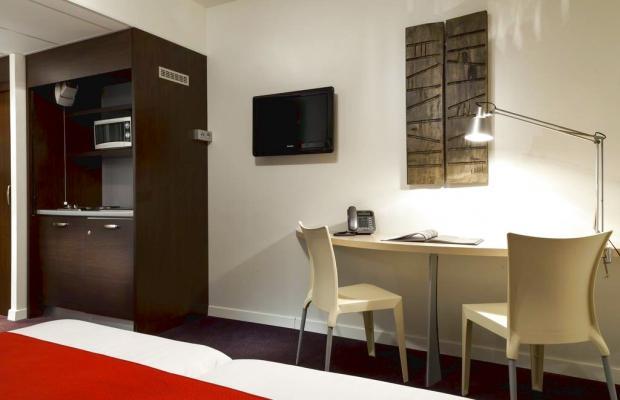 фотографии отеля Quality & Suites Nantes Beaujoire изображение №11