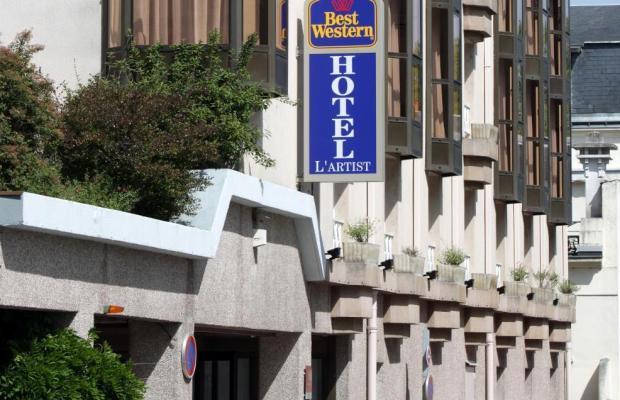 фото отеля Best Western l'Artist Hotel (ex. Quality Hotel Harmonie Tours) изображение №1