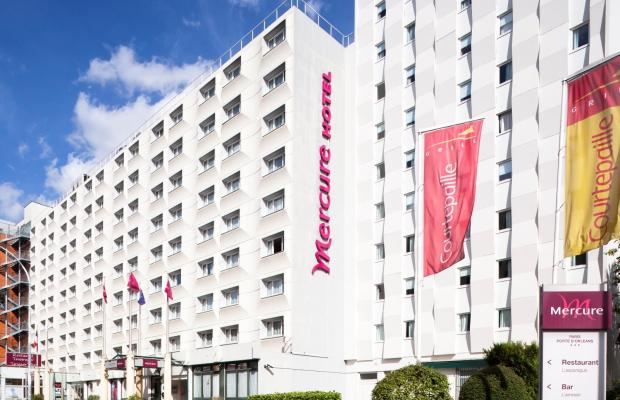 фото отеля Mercure Montrouge Paris Porte d'Orleans изображение №1