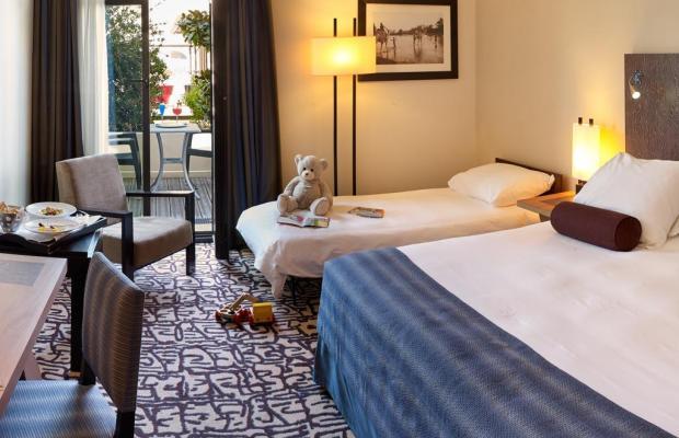 фото отеля Radisson Blu Hotel Marseille Vieux Port изображение №21