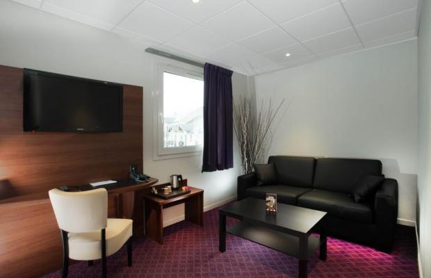 фото отеля Brit Hotel Tours Sud - Le Cheops изображение №21