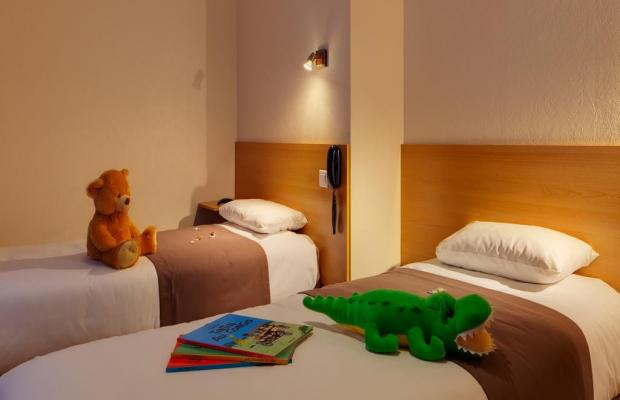 фотографии отеля Hotel Kyriad Plage Saint-Malo  изображение №7