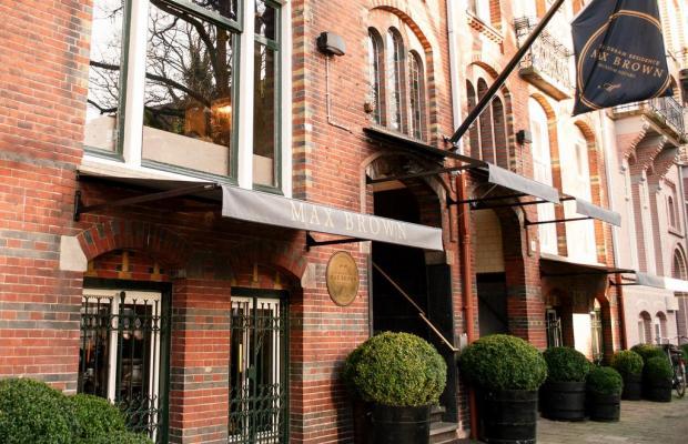 фото отеля Max Brown Hotel Museum Square (ex. The Poet Hotel Amsterdam; Acro) изображение №1