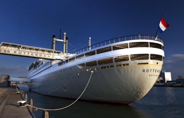 фото отеля WestCord Hotels ss Rotterdam изображение №1