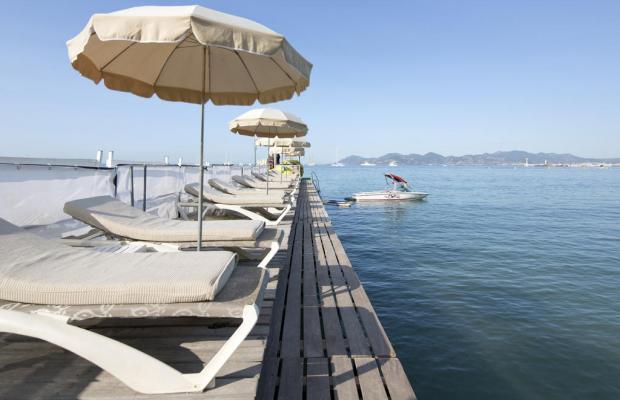 фотографии отеля Mercure Croisette Beach изображение №11