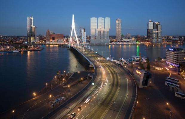 фотографии отеля Nhow Rotterdam изображение №3