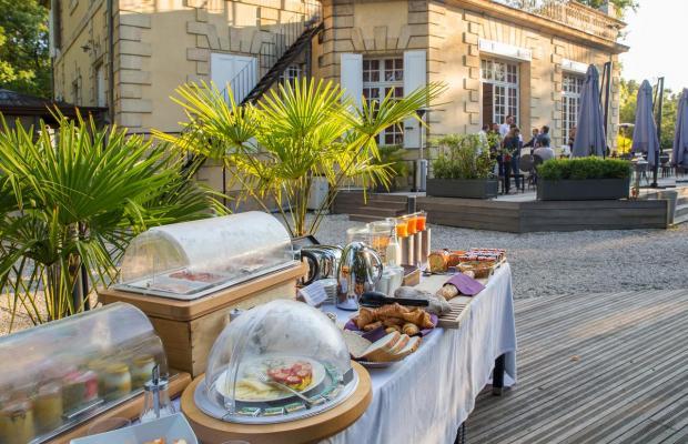 фотографии отеля Le Pavillon du Chateau Raba изображение №7