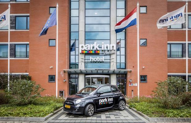 фото отеля Park Inn by Radisson Amsterdam Airport Schiphol изображение №1