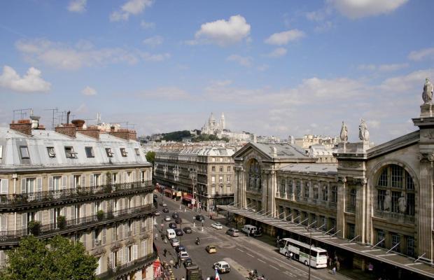 фотографии отеля Mercure Paris Terminus Nord (ex. Libertel Nord) изображение №19