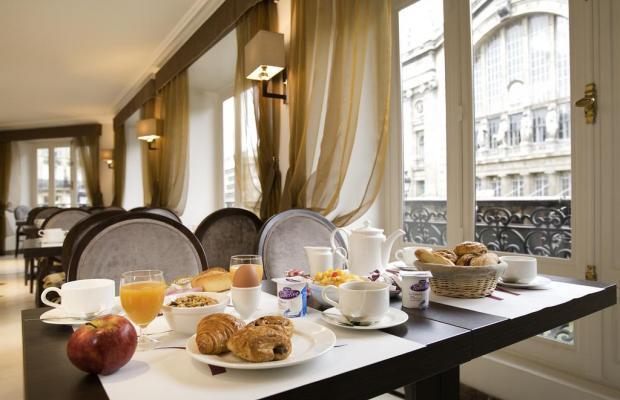 фотографии отеля Mercure Paris Terminus Nord (ex. Libertel Nord) изображение №11