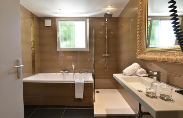 фотографии отеля La Villa Cannes Croisette изображение №15