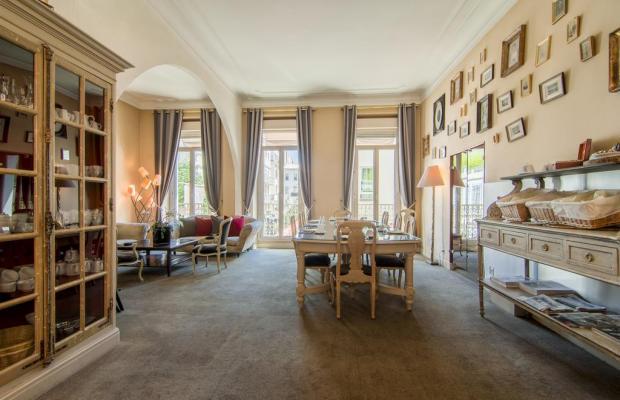 фотографии отеля La Villa Tosca изображение №11