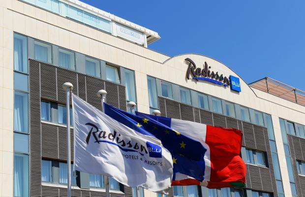 фотографии отеля Radisson Blu Hotel Biarritz (ex. Royal Crown Plaza) изображение №19