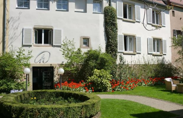 фото отеля A La Cour d`Alsace изображение №29