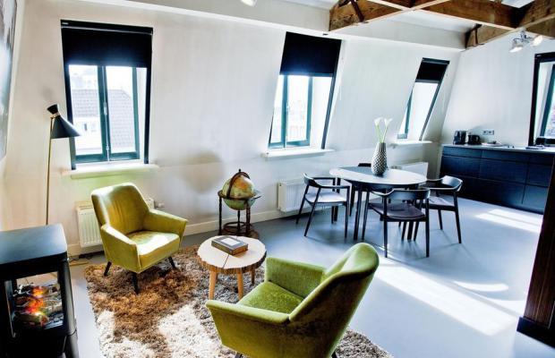 фотографии Hotel V Frederiksplein изображение №8