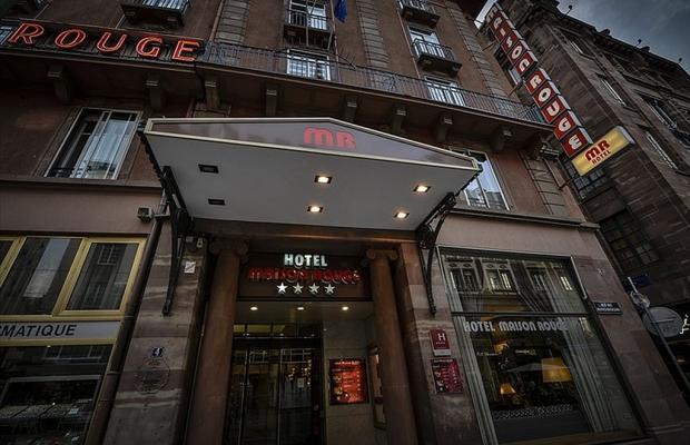 фотографии отеля Maison Rouge изображение №3