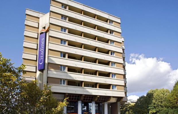 фотографии отеля Odalys Campus Meriadeck (ex. Citadines Bordeaux Meriadeck) изображение №11