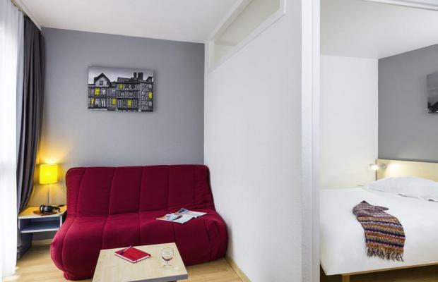 фотографии Adagio Access Aparthotel Rennes Centre (ex. Citea Rennes) изображение №16