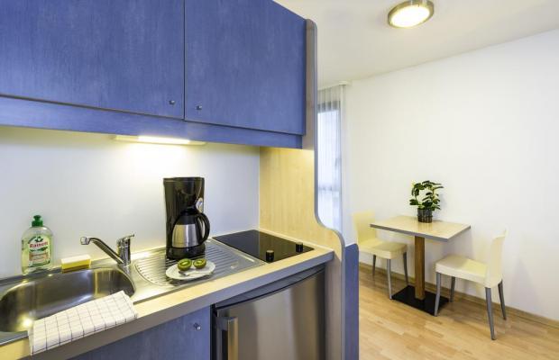 фотографии отеля Adagio Access Aparthotel Rennes Centre (ex. Citea Rennes) изображение №15