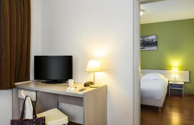 фотографии отеля Adagio Access Aparthotel Rennes Centre (ex. Citea Rennes) изображение №11