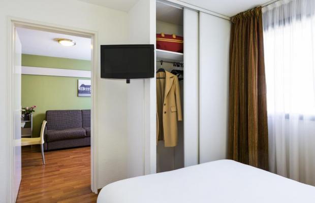 фото отеля Adagio Access Aparthotel Rennes Centre (ex. Citea Rennes) изображение №9