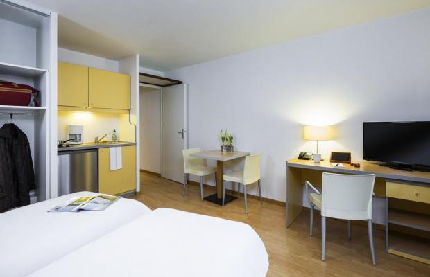 фотографии отеля Adagio Access Aparthotel Rennes Centre (ex. Citea Rennes) изображение №3