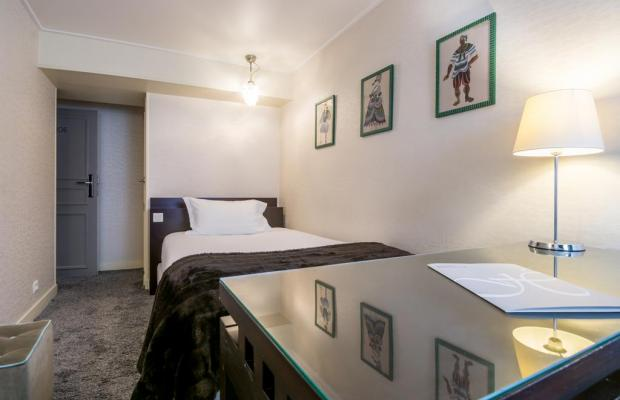 фотографии отеля Lodge Du Centre изображение №35