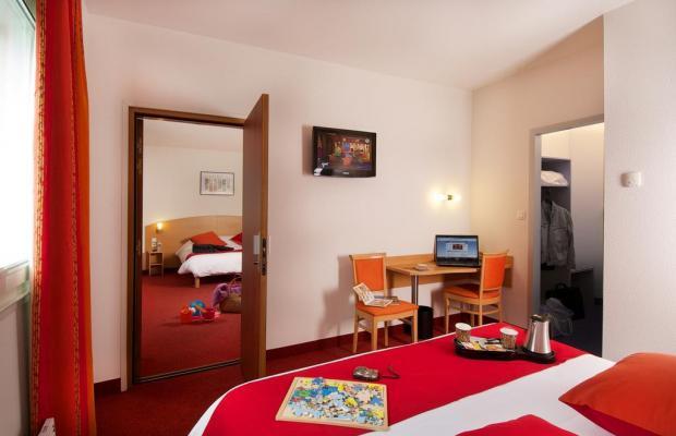 фото отеля Hotel Kyriad Quimper - Pont-l'Abbe (ex. Inter-Hotel Taledenn) изображение №13