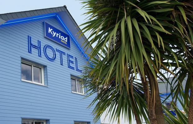 фотографии Hotel Kyriad Quimper - Pont-l'Abbe (ex. Inter-Hotel Taledenn) изображение №12