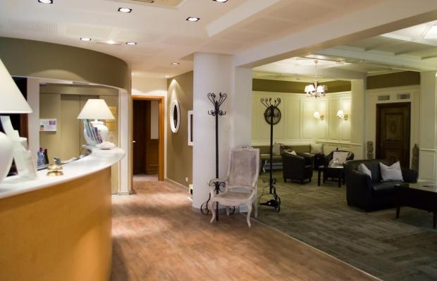 фотографии отеля Intel-Hotel Le Bristol Strasbourg изображение №43