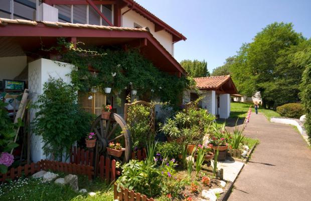 фотографии отеля Residence Les Terrasses d'Arcangues изображение №11