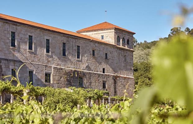 фотографии отеля Eurostars Monasterio de San Clodio изображение №7