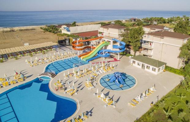 фотографии отеля Hedef Beach Resort & Spa изображение №43