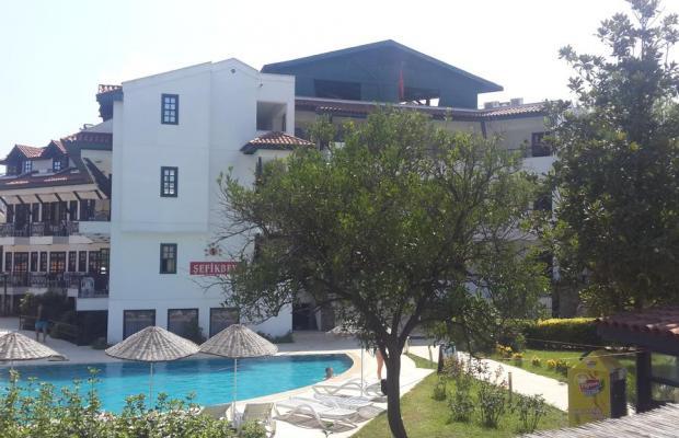 фотографии отеля Club Sefikbey (ex. Selimhan) изображение №11
