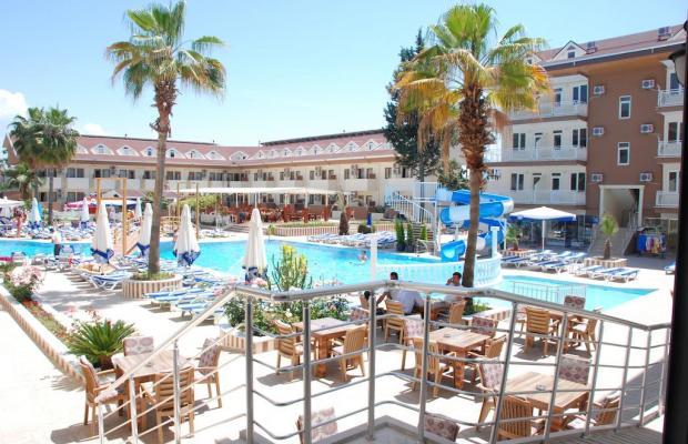 фотографии Side Yesiloz Hotel изображение №8