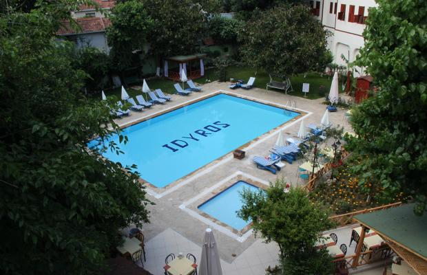 фотографии отеля Idyros изображение №11