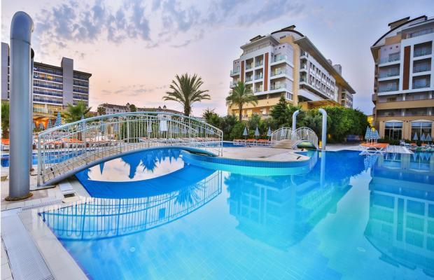 фотографии отеля Hedef Resort & SPA изображение №7