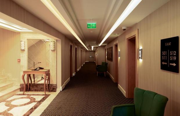 фотографии The Berussa Hotel (ех. Hotel Buyukyildiz) изображение №8