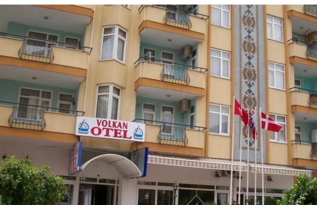 фотографии отеля Volkan изображение №3
