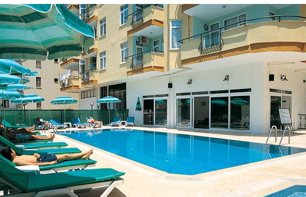 фото отеля Volkan изображение №1