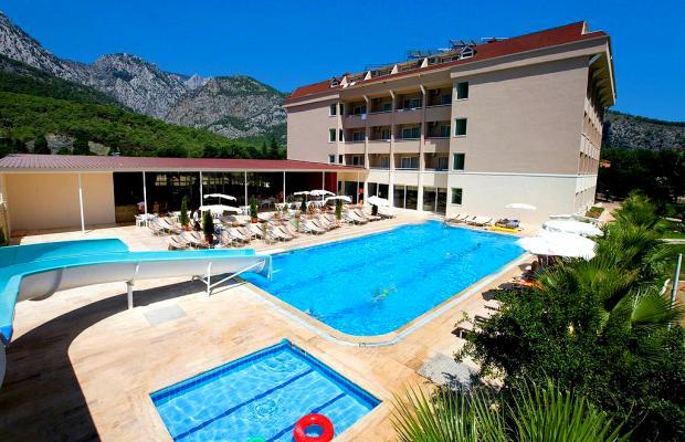 фото отеля Castle Park Hotel (ex. Larissa Park; Club Hotel Maximas Beach) изображение №1