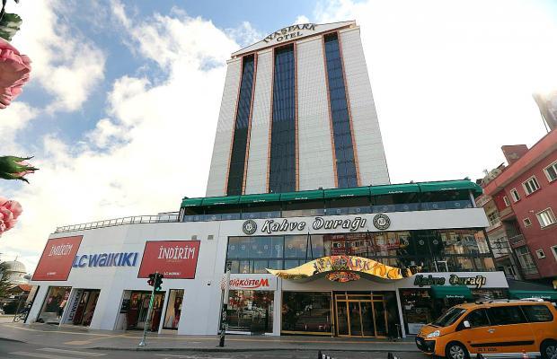 фото отеля Iyaspark Hotel (ex. Buyuk Isparta) изображение №1