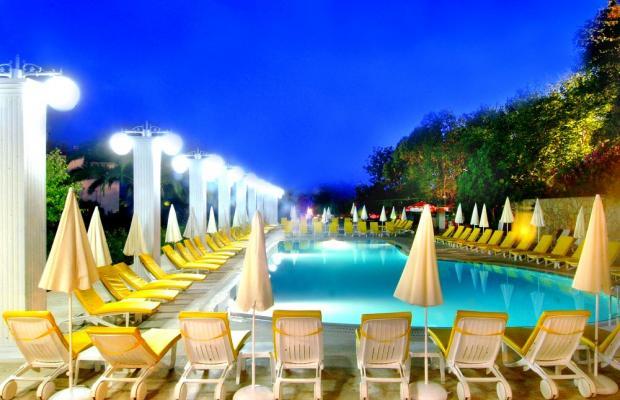 фото Club Aqua Plaza изображение №30