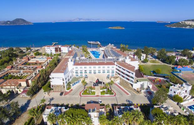 фото отеля Grand Park Bodrum (ex. Yelken Hotel & Spa) изображение №1