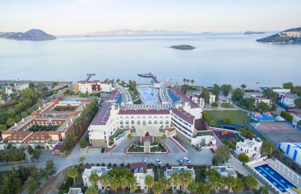 фотографии отеля Grand Park Bodrum (ex. Yelken Hotel & Spa) изображение №7